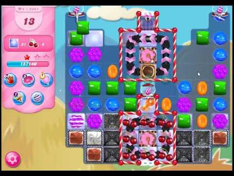 Candy Crush Saga Level 5381 - NO BOOSTERS | SKILLGAMING ✔️