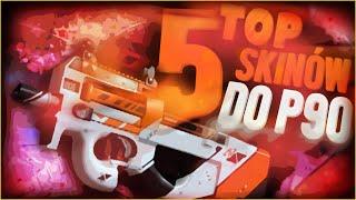 TOP 5 SKINÓW DO... P90! w/ DaMian (CS:GO)