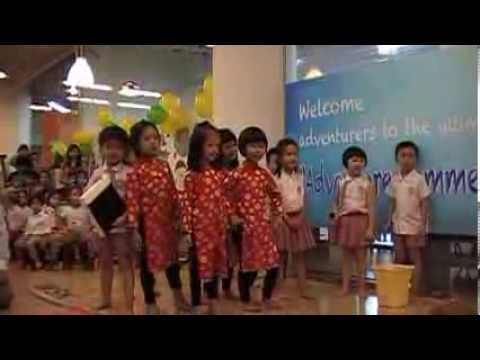 Sunrise Kidz _Opening Ceremony New School Year 2013 - 2014