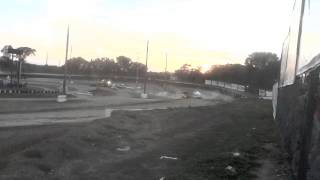 Nebraska Wreck slow mo