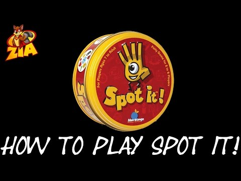 Spot It! | HOW TO PLAY
