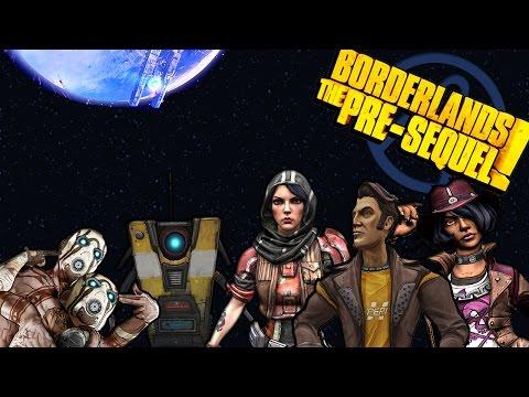 Borderlands The Pre-Sequel - Shock Drop Slaughter Pit Walkthrough Part 4 (FINAL) |