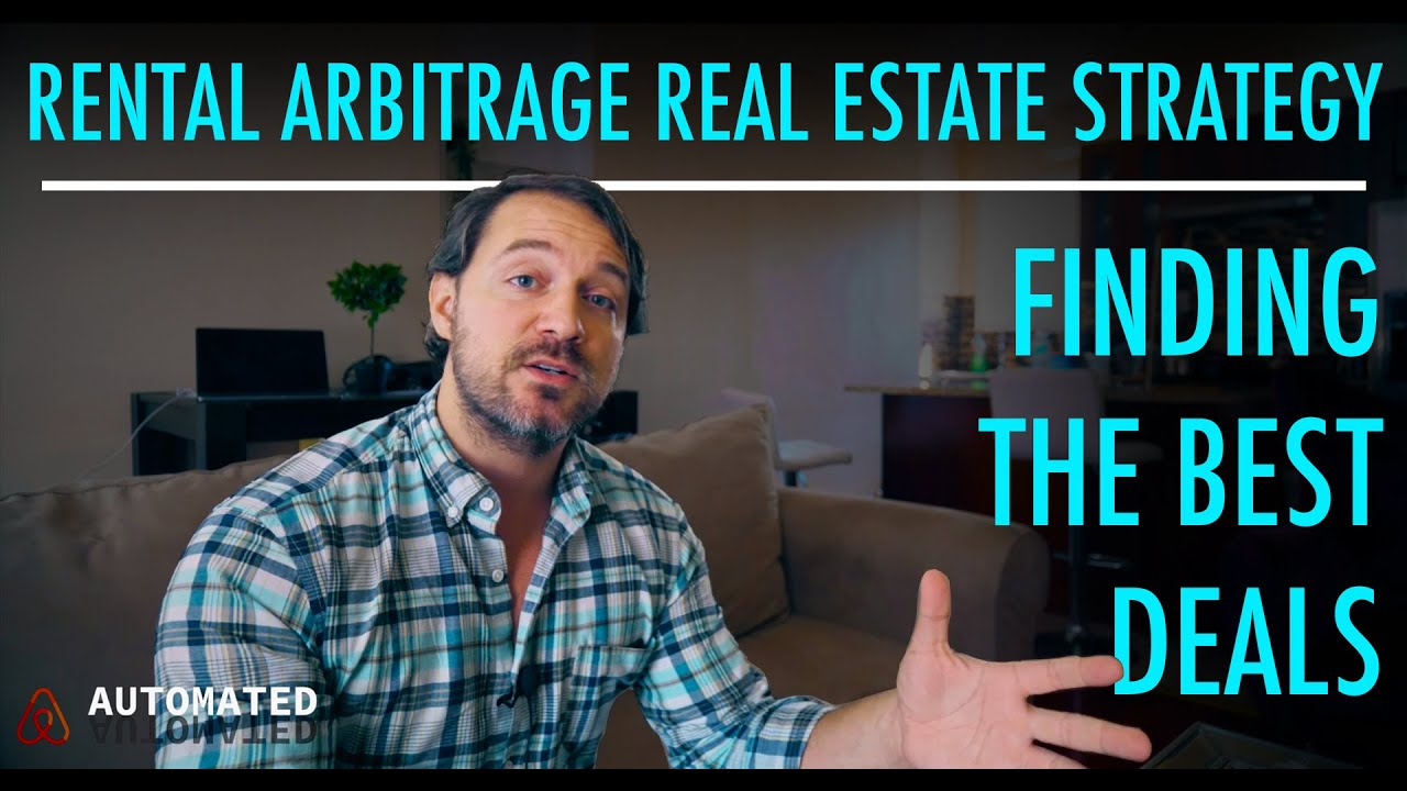 How To Invest With Rental Arbitrage and Airbnb