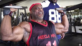 Shoulders Blitz with Chris Cormier and Breon Ansley.