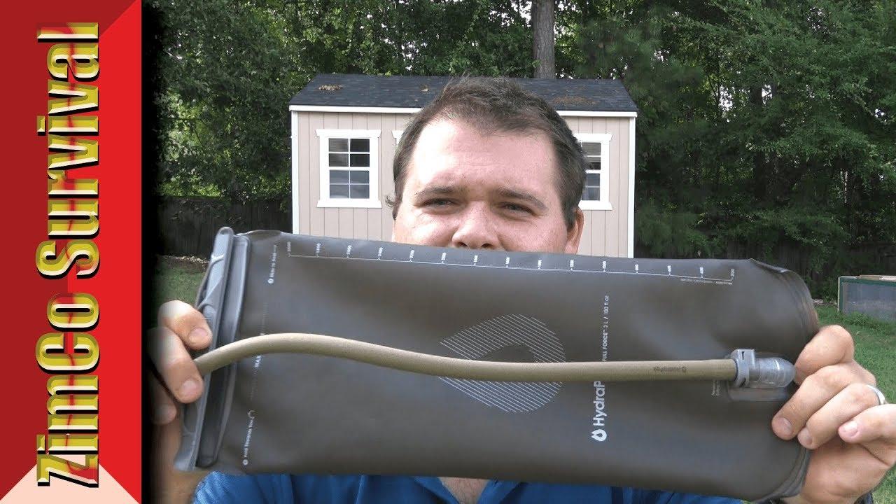 Hydrapak 3L Force Bladder Mammoth Grey
