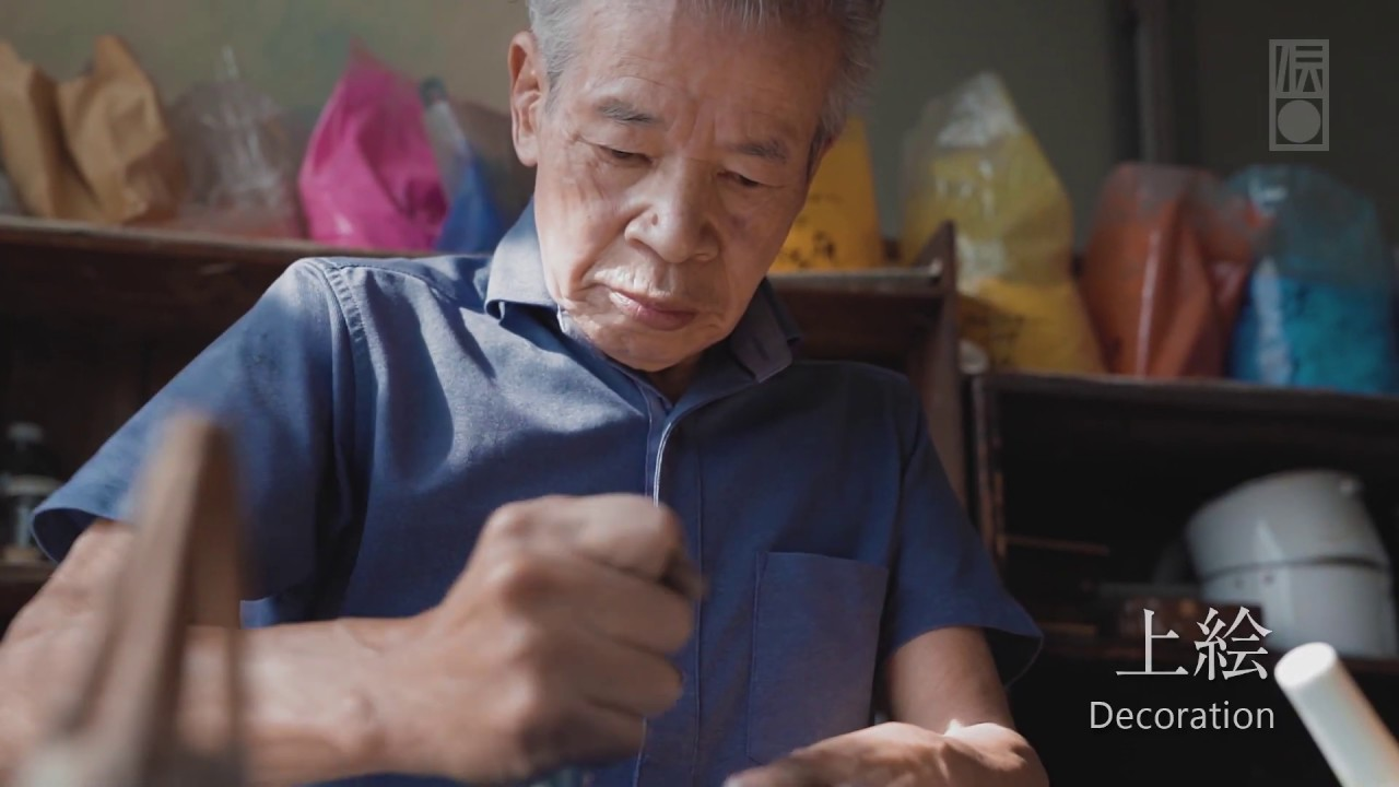 手技TEWAZA「京扇子」Kyo Folding Fans/伝統工芸 青山スクエア Japan traditional crafts Aoyama Square