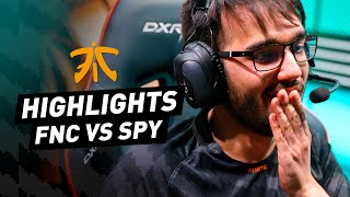 Worlds, Here We Come! | Fnatic vs Splyce Gauntlet Final