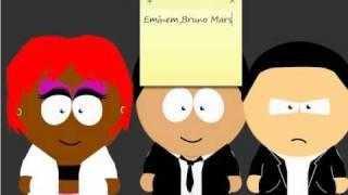 vuclip Bruno Mars,Eminem,And Rianha Southpark