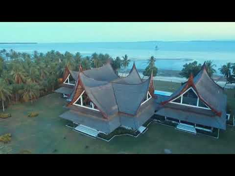 Resort house Siargao island
