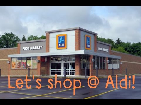 Let's Shop / What Is Aldi?