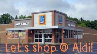 Let's Shop / What Is Aldi?