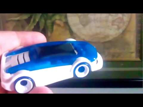 Solar Saltwater Hybrid Toy Car Part 1 - Intro, Unboxing and Solar Power Demo
