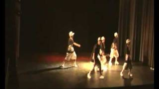 Hip-Hop Ventura Dance School - Saggio 2009 - Alex