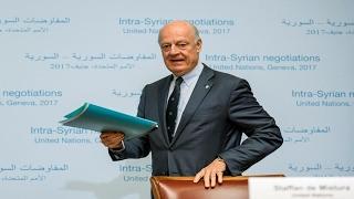 أخبار عربية - سلال #دي_ميستورا لحل الأزمة في #سوريا تحت مجهر التفسيرات