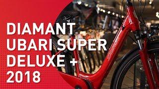 Diamant Ubari Super Deluxe + - 2018 - Trekking E-Bike