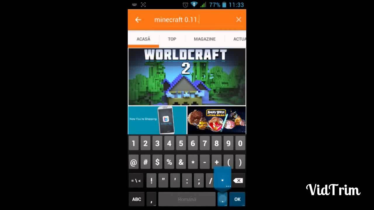 aptoide minecraft 0.11.0 download