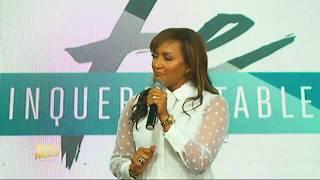 Nancy Amancio - La Fe Como Arma De Guerra - Congreso Me Paro En La Brecha 2019 FE INQUEBRANTABLE