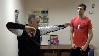 Волейбол. Нападающий удар. Травматизм плеча