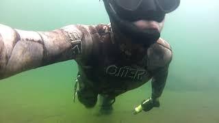 Голубое озеро под водой 2012 HD(Поход 24-26 Августа 2012 года, камера - Go Pro 2, Новгородская область., 2012-08-29T19:29:35.000Z)