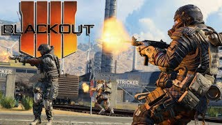 NEW BATTLE ROYALE GAME MODE! - Call Of Duty Blackout Beta (COD Blackout)