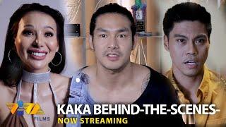 KAKA Behind-The-Scenes | Now Streaming!