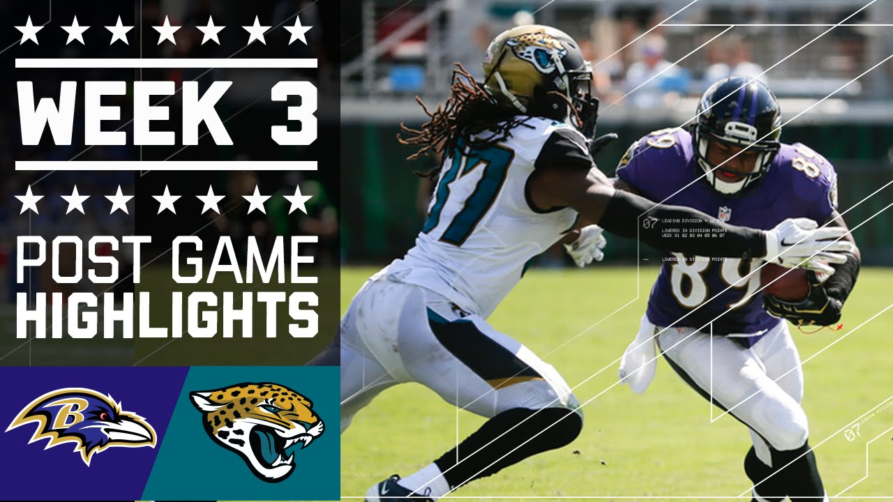 Jaguars crush Ravens in London: Score, game recap, stats