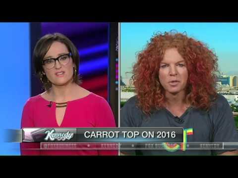 Carrot Top talks 2016 presidential politics