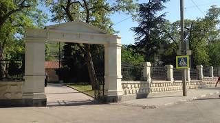видео церковь Сурб-Саркис в Феодосии