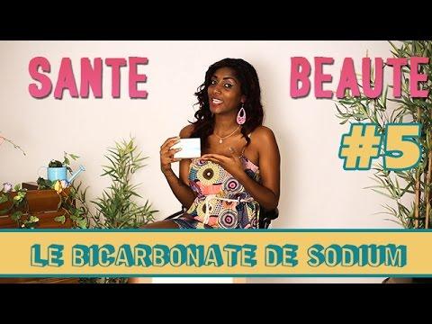 Beauté Santé - Le Bicarbonate de sodium