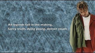 Juice Wrld Legends - Lyrics.mp3
