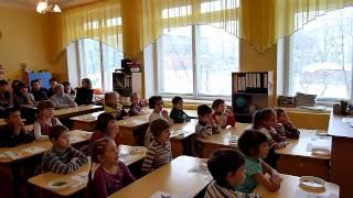 Обучение грамоте в подготовительной группе №9 3