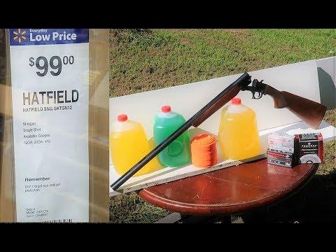 $99 Hatfield Break Action Shotgun from Walmart - Hatfield 12 gauge Single Shot