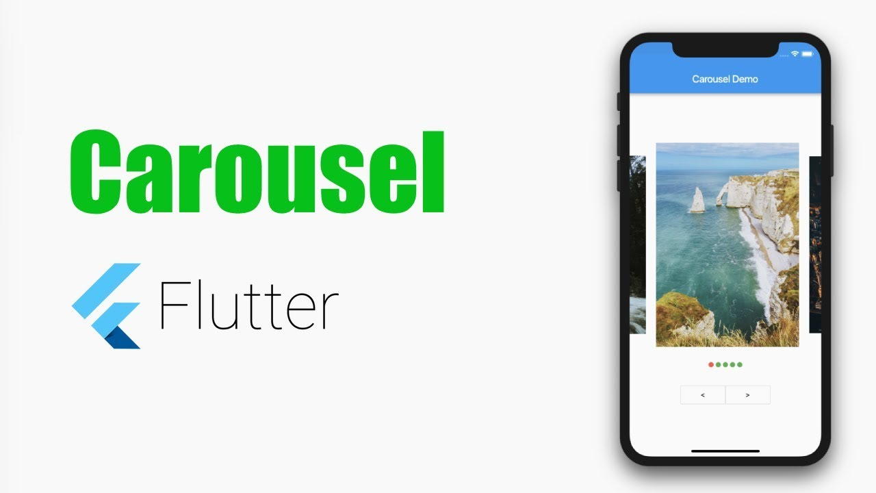 Carousel in Flutter – MOBILE PROGRAMMING