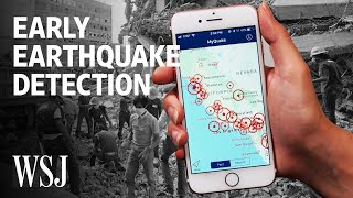 Devising an Earthquake Algorithm to Save Lives | WSJ