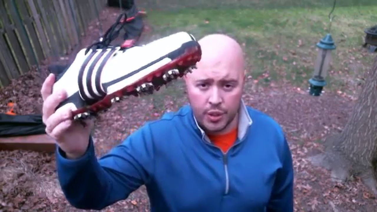 Review Adidas Tour360 Boost Golf Shoes Youtube