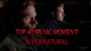 SUPERNATURAL: TOP 40 MUSIC MOMENT