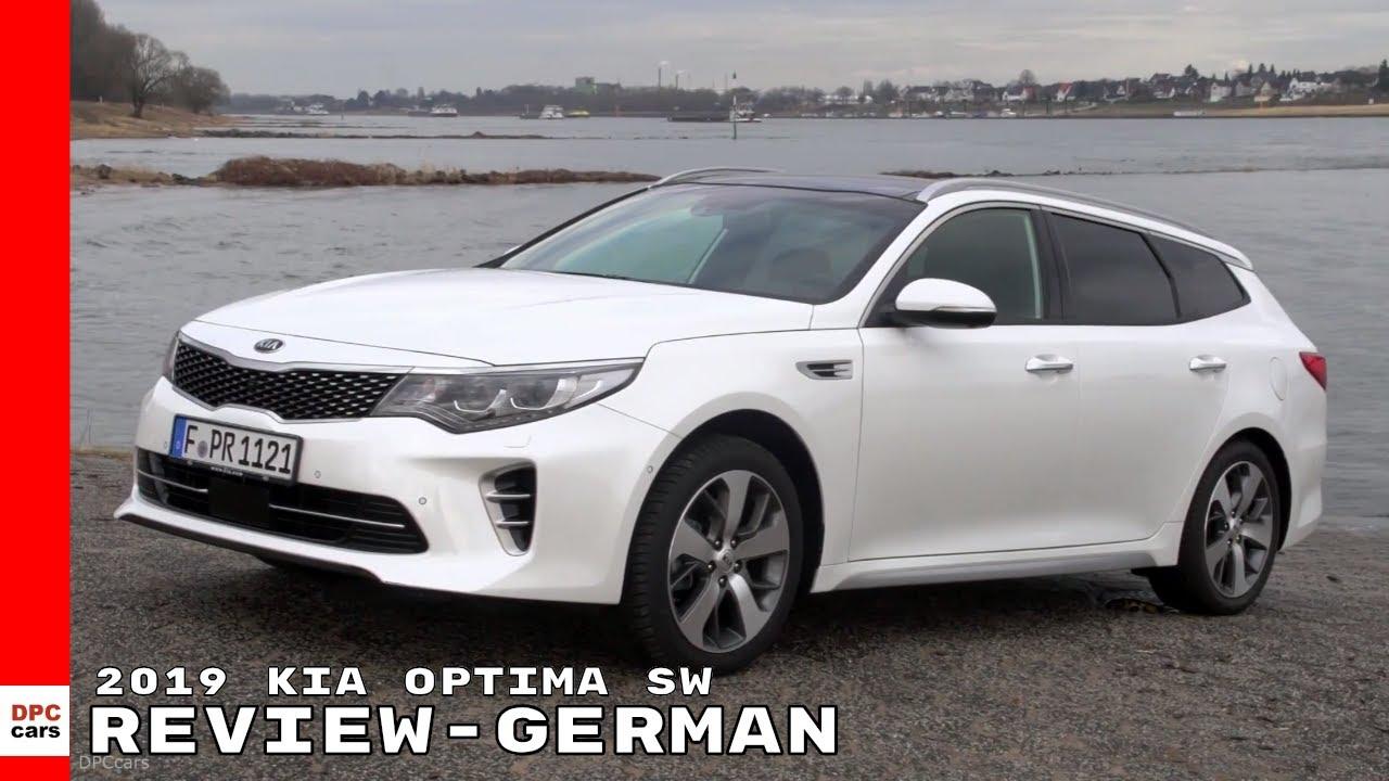 2019 Kia Optima Sw Sportswagon Review German Youtube
