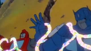 Transformers G1 (Español Latino): Los Dinobots Salvan a Los Autobots