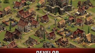 Forge of Empires Android Gameplay
