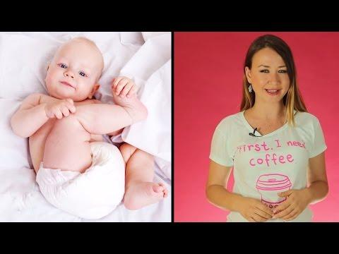 Bebeklerle İlgili 23 İlginç Bilgi