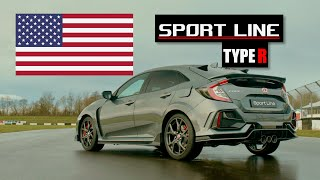 homepage tile video photo for Why 2020 Honda Civic Type R Sport Line Won't Be Sold In America - Inside Lane