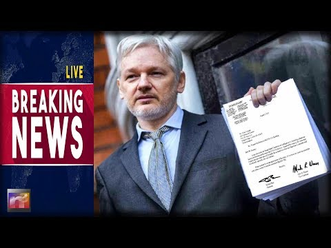 BREAKING: Julian Assange Receives UNEXPECTED Letter from US Senate, This Could CHANGE EVERYTHING!