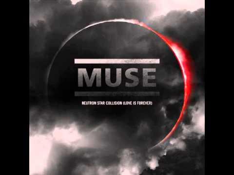 Muse - Neutron Star Collision (Love is Forever) (lyrics)