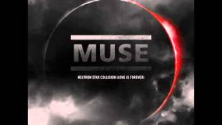 Muse - Neutron Star Collision (Love is Forever) (lyrics)