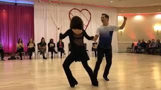 Hugo Miguez and Lara Deni - 2018 All Star/Champ Jack & Jill