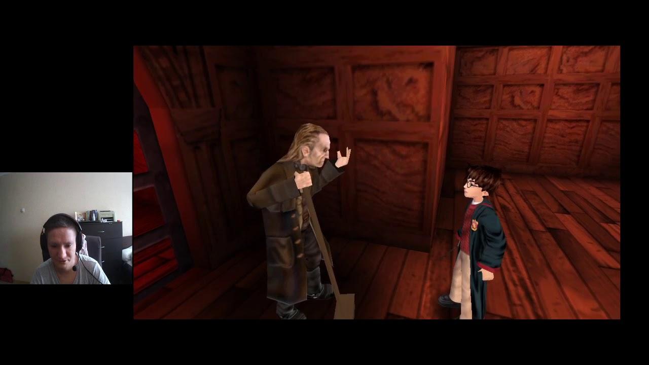 Гарри Поттер и философский камень (2001) ч1 - YouTube