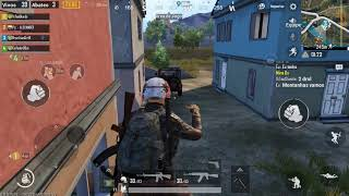Pubg Mobile iPhone 6s Plus Gameplay HD Squad 1 PLACE INTESIVE ACTION