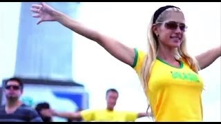 World Cup Song  my Theme - Brazil Long Dance Version