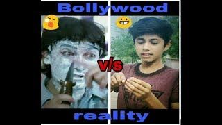 Bollywood vs reality...☺☺☺☺☺☺😊😊😊😀😀😀😀😀😆😆😆😆😆
