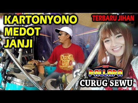 Cover image Download Lagu Kartonyono Medot Janji - Jihan Audy - New Pallapa Curug Sewu _ Ky Ageng Cakmet